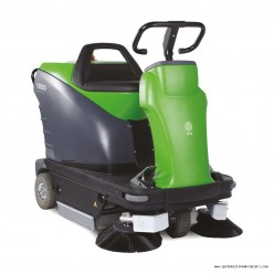 1050 Riders Dry Sweeper-