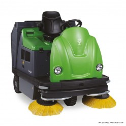 1404 Riders Dry Sweeper-