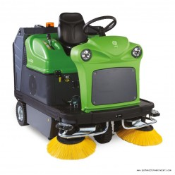 1450  Riders Dry Sweeper-
