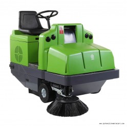 155 Scrubber Dry Type Road Sweeping Machine-