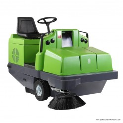 165 Scrubber Dry Type Road Sweeping Machine