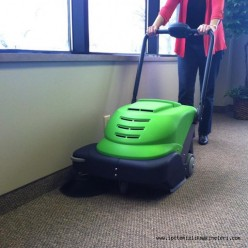 464 Cordless Dry Sweeping Machine
