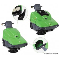 505 ET Cordless Dry Sweeping Machine