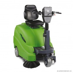 512 RIDER Riders Dry Sweeper-