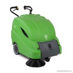 512 Cordless Dry Sweeping Machine-
