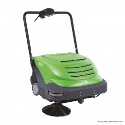 664 Cordless Dry Sweeping Machine-