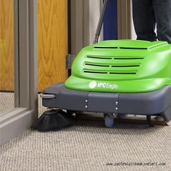 664 Cordless Dry Sweeping Machine