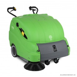 712 Cordless Dry Sweeping Machine-