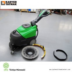 CT30B  Wet Dry Battery Powered Floor Cleaning Machine