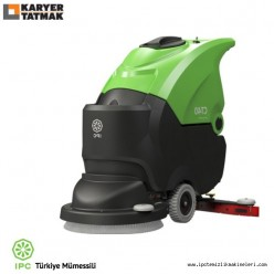 CT40B50 Wet Dry Battery Powered Floor Cleaning Machine-