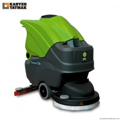 CT55B55 Wet Dry Battery Powered Floor Cleaning Machine-