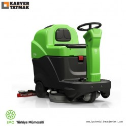 CT80 BT70 Battery Powered Floor Cleaning Machine-