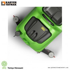 CT80 BT70 Battery Powered Floor Cleaning Machine