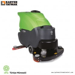 CT90BT85 Wet Dry Battery Powered Floor Cleaning Machine-