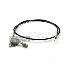 Bomag Throttle control-
