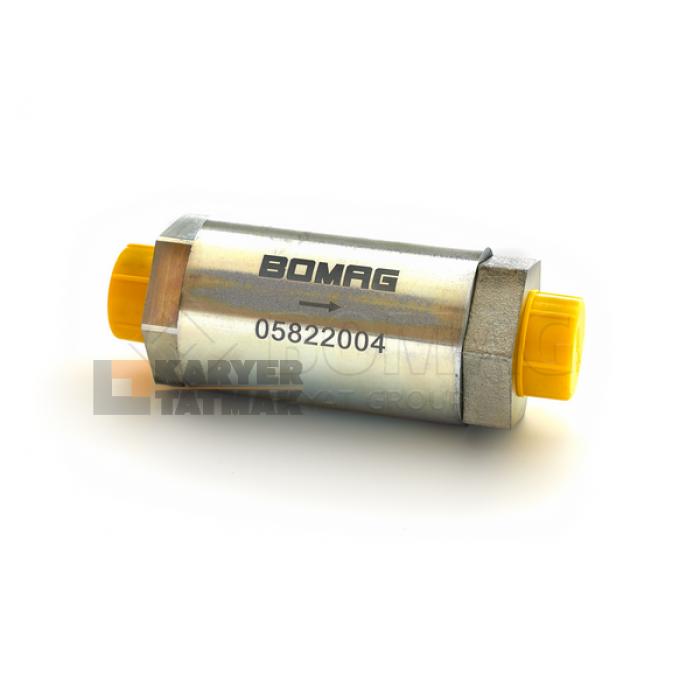 Bomag Pressure filter