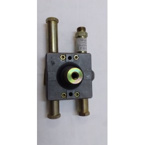 Bomag Control box with lever-YBM05568442