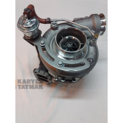 TURBOCHARGER-